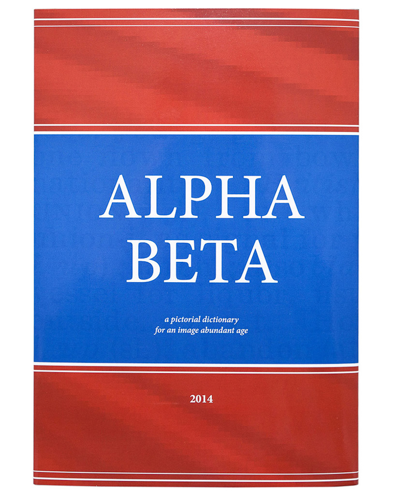 Alpha Beta book Lewis Bush (3)