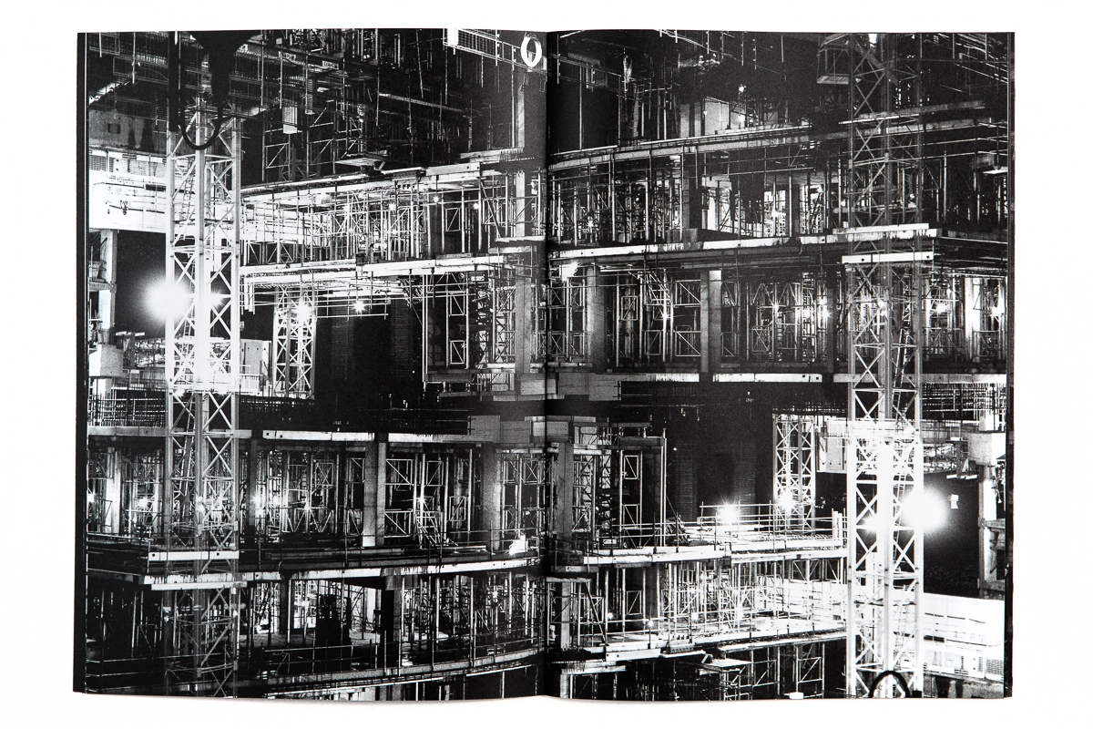 Metropole London city architecture book Lewis Bush (6)