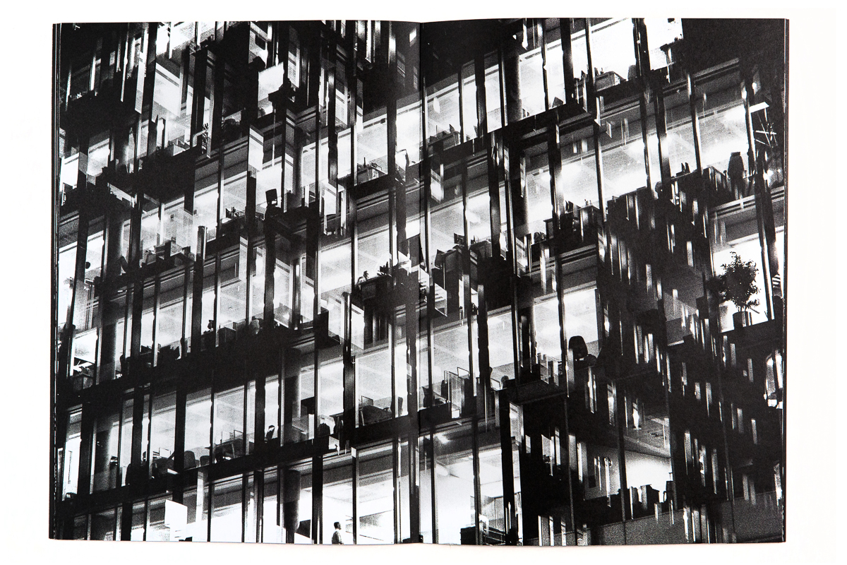 Metropole London city architecture book Lewis Bush (9)