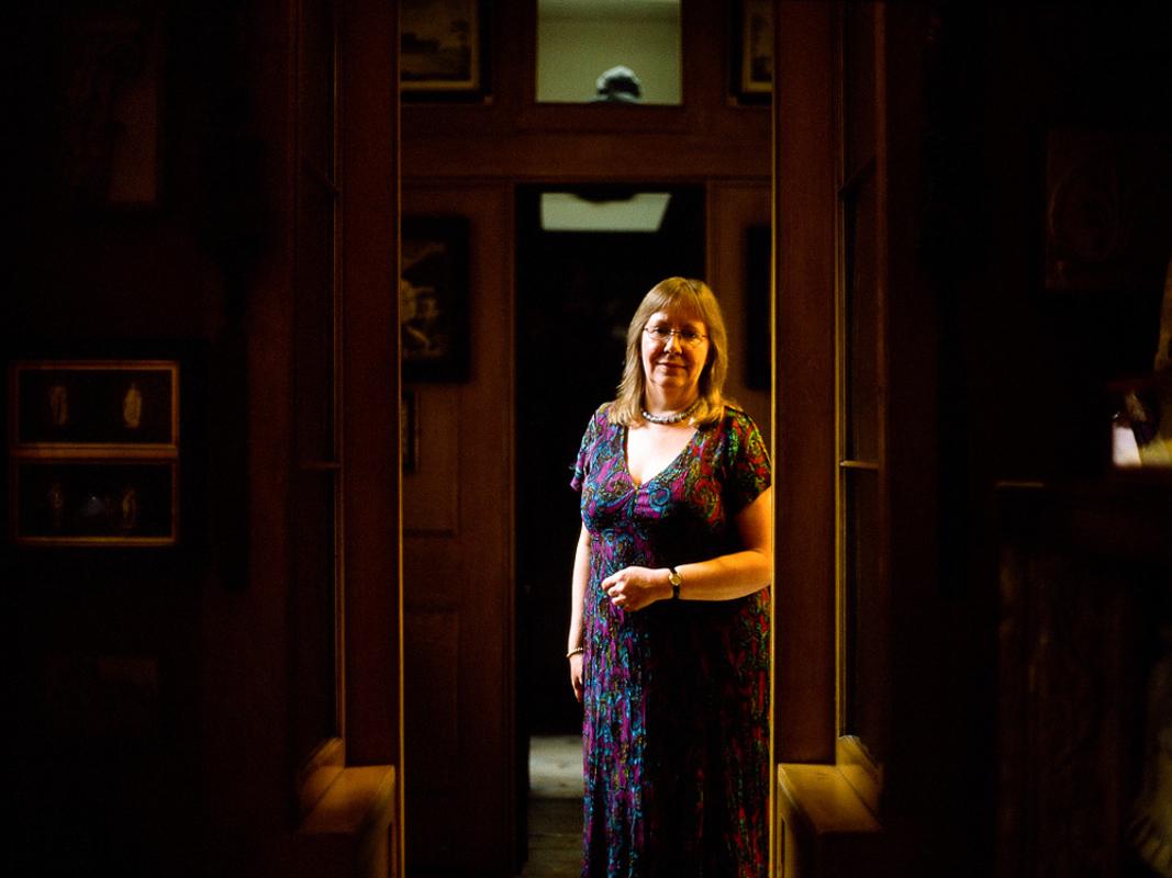 Sir John Soane Museum Portraits Lewis Bush (1)