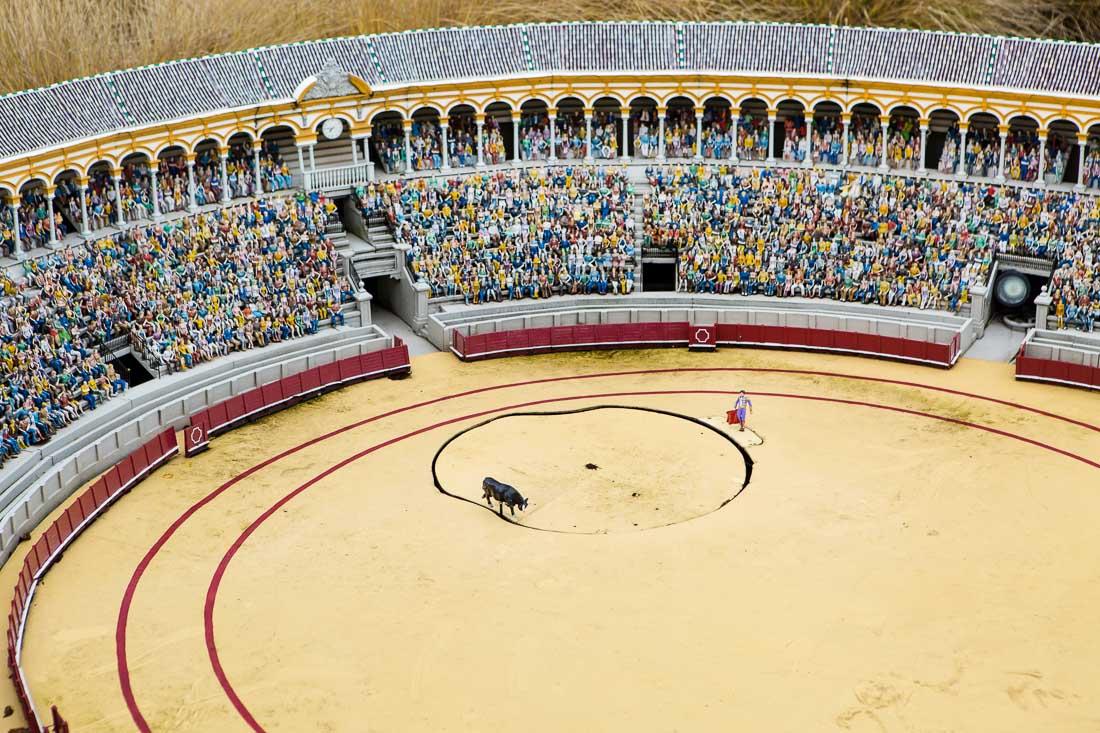 8 Seville Bullring, Spain